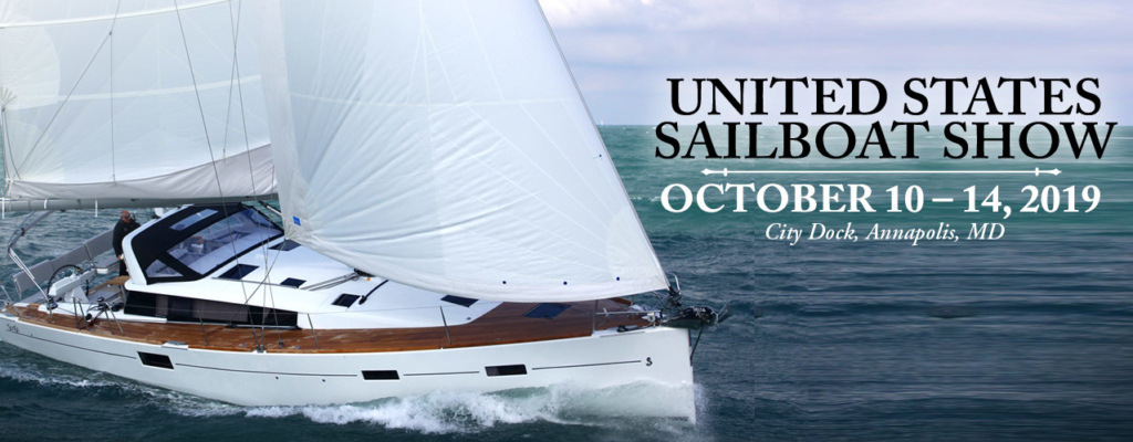 United States Sailboat Show 2019 in Annapolis