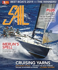 Neel 51 trimaran review - SAIL magazine December 2018 - Best Multihull 2019