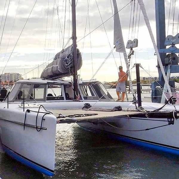 2019 Caribbean Multihull Challenge - regatta race results