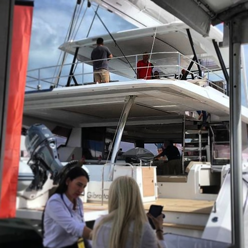 Fountaine Pajot Alegria 67 - USA Premiere