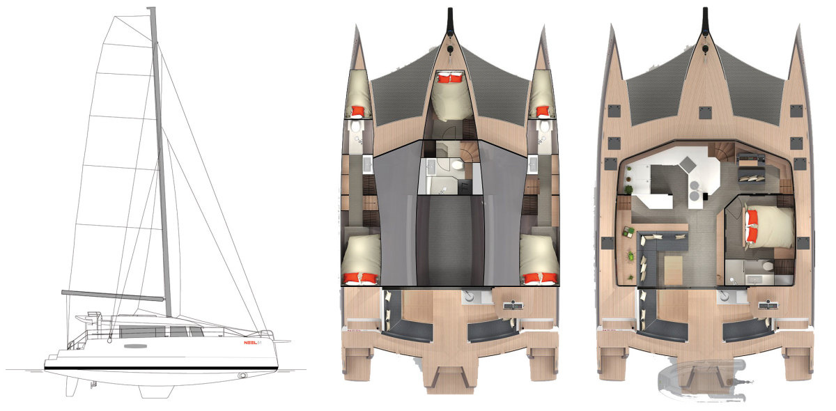 NEEL 51 Trimaran special offer