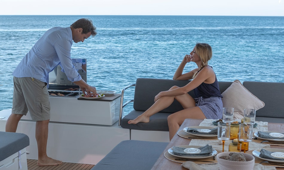 Caribbean Yacht Charter Program - Fountaine Pajot and Neel new yachts