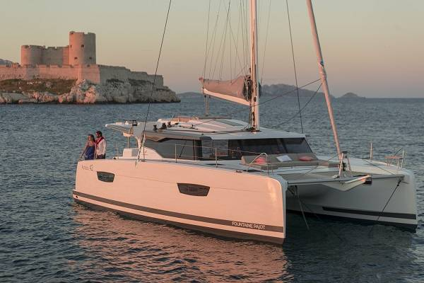 Fountaine Pajot Astrea 42 catamaran Review, Specs, Price list