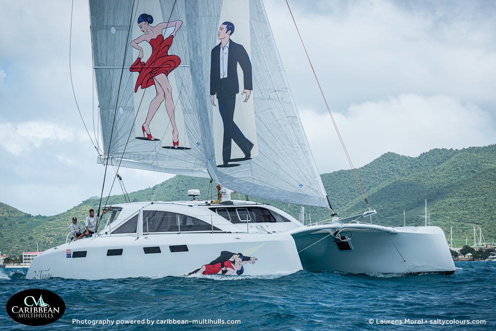 Caribbean Multihull Challenge 2nd Edition - 2 2 TANGO