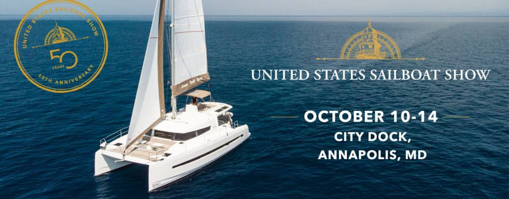 Annapolis Boat Show 2020.Caribbean Multihulls Annapolis Boat Show 2019 50th