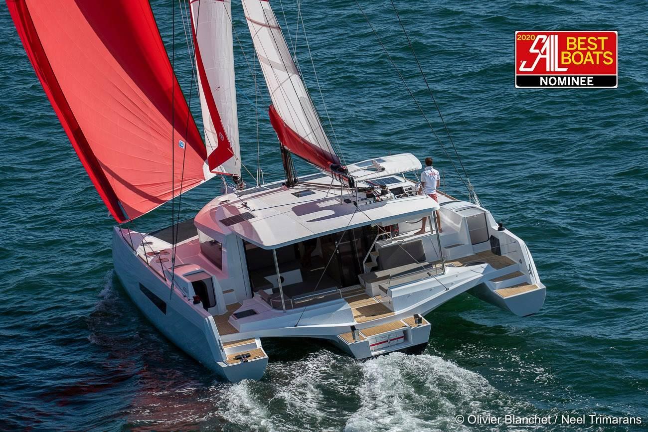 Annapolis Boat Show 2020.Caribbean Multihulls Neel 47 Trimaran Yet Another Nomination