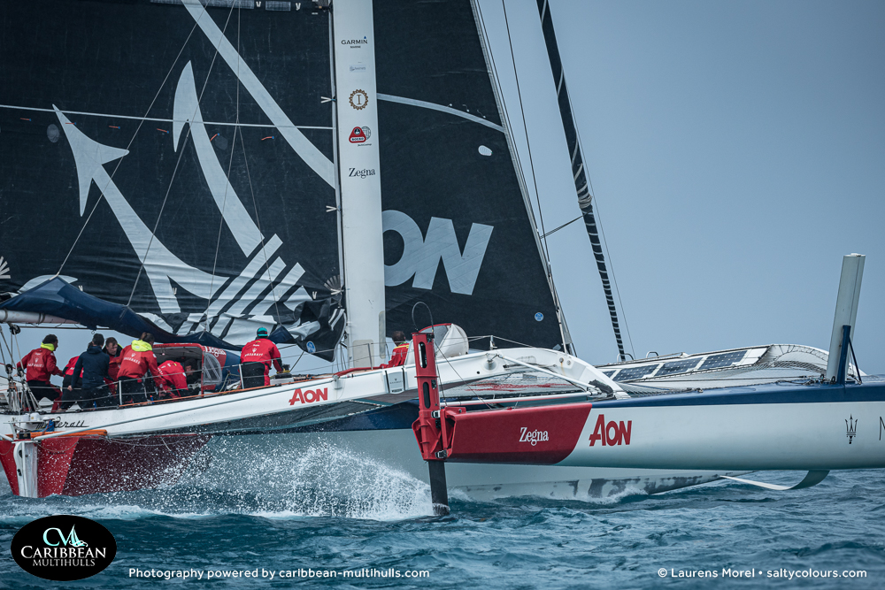 MASERATI trimaran - Entry to CMC 2