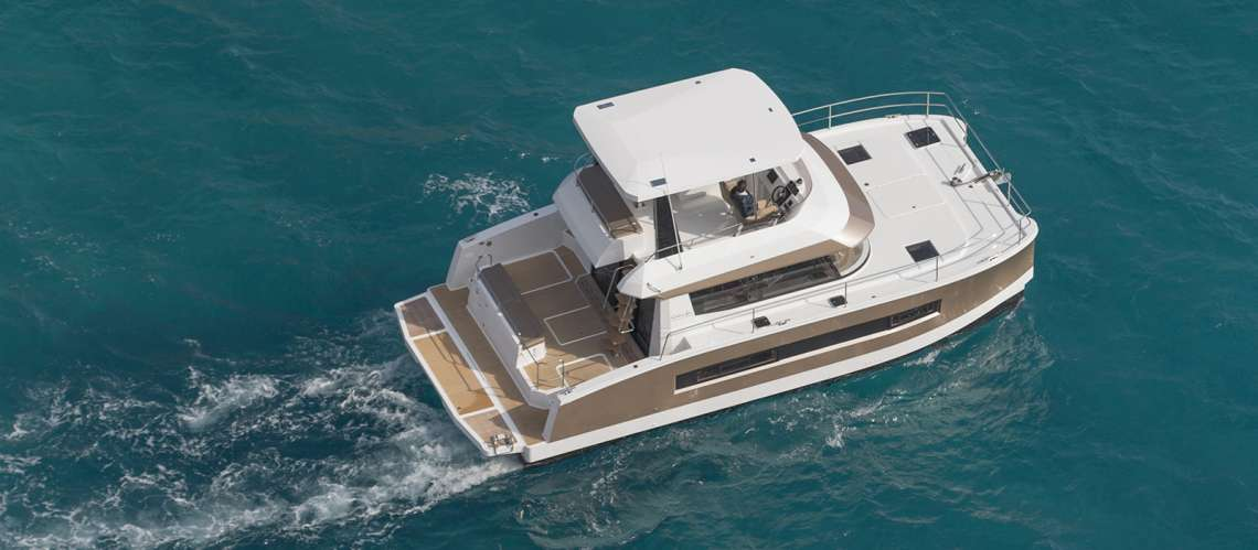 Fountaine Pajot MY 37 review and price