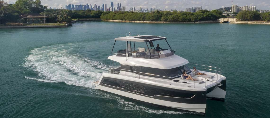 Fountaine Pajot MY 40 Review and Price