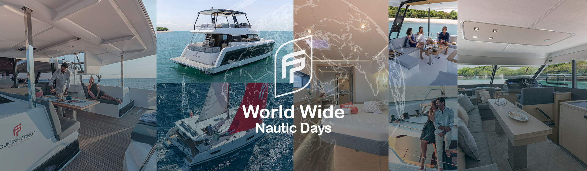 Fountaine Pajot Online Nautic Days